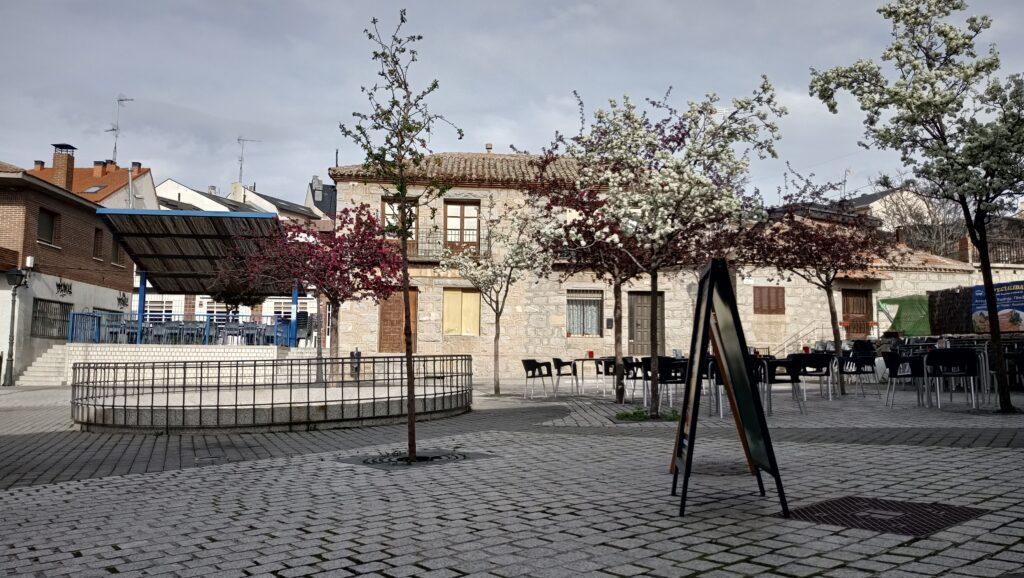 Plaza de la Constitución, Colmenarejo