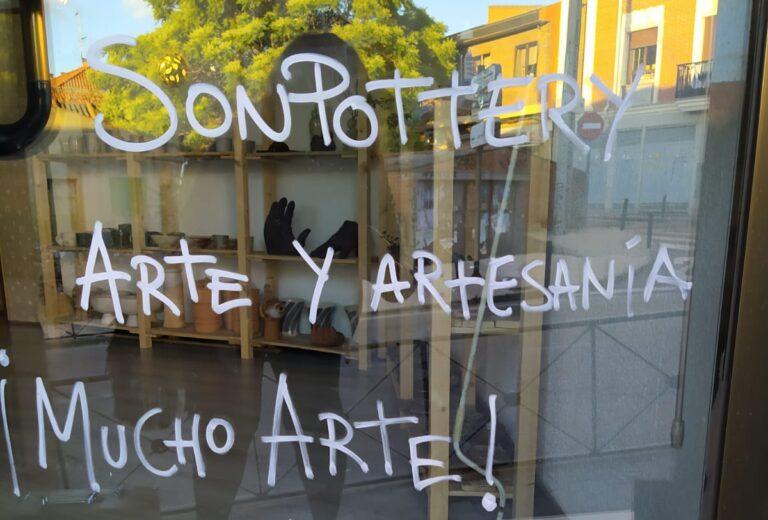 Entrevista: Sonia González, Arte y artesanía en barro.