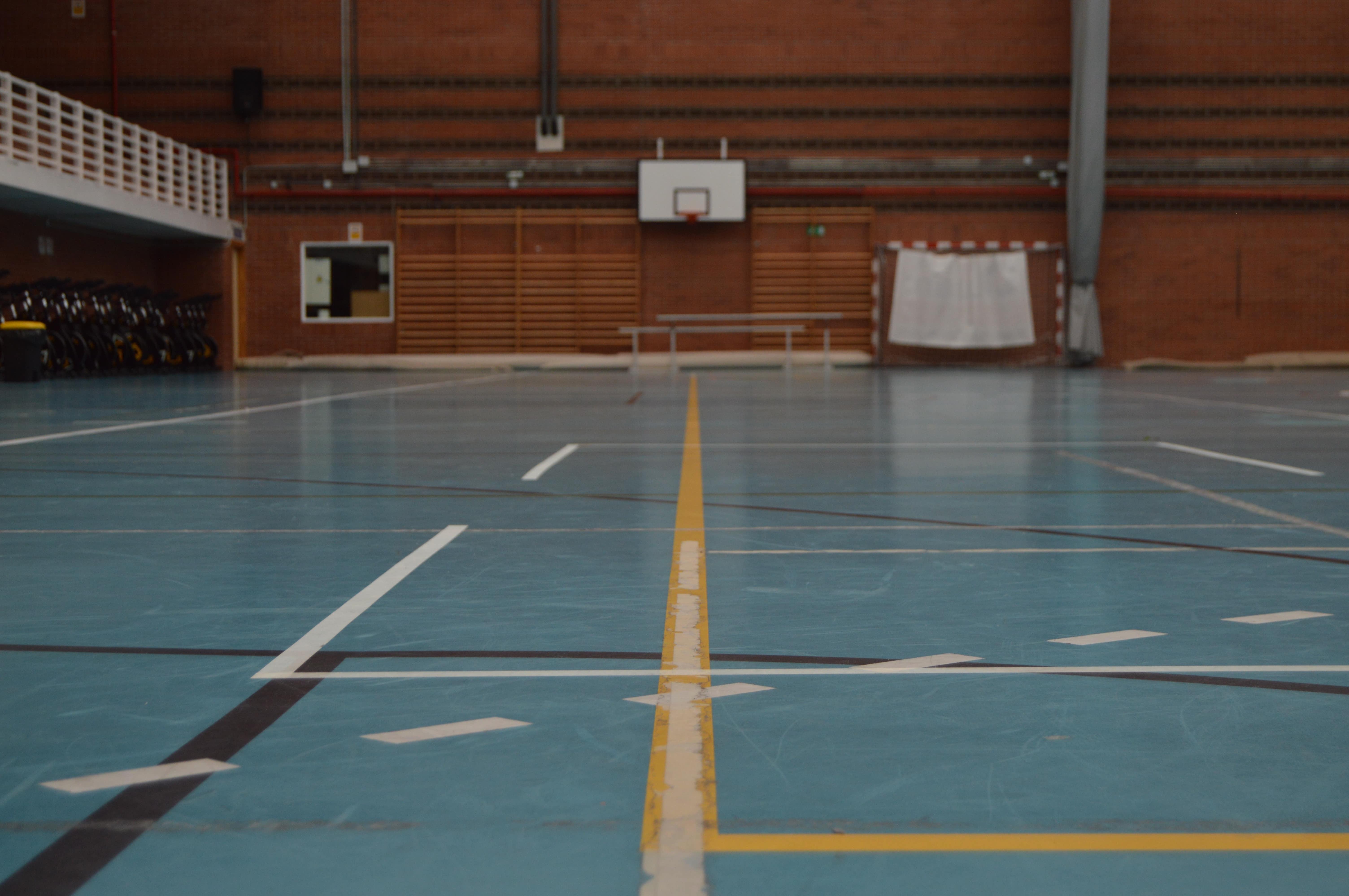 Iniciaron las clases en el Polideportivo de Colmenarejo