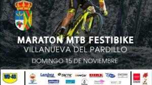 Villanueva del Pardillo acoge este domingo el Maratón BTT Festibike