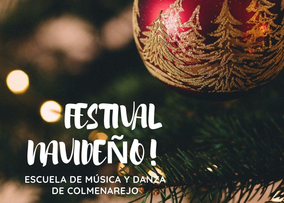 Festival Navideño de La Escuela de Música y Danza