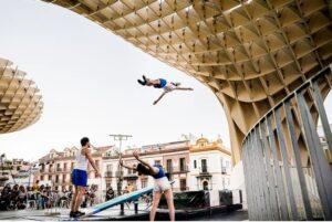 «Tartana» de la Compañía de Circo Trocos Lucos/ Verano Cultural 2021
